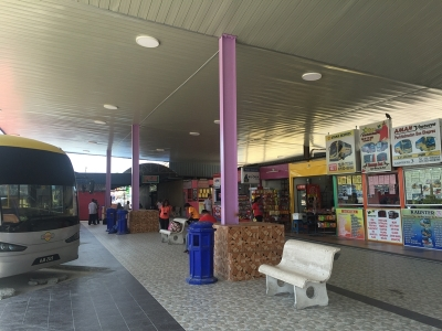 Bus Station P Buntar (Upgrade)2015