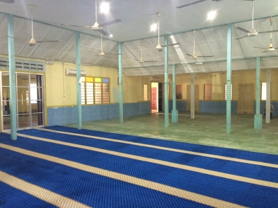 Masjid Kampung Matang Pasir,Aor Pongsur